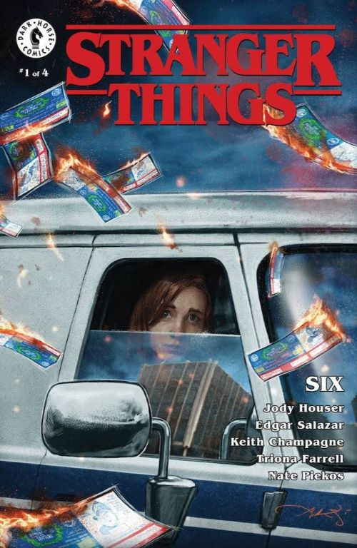 STRANGER THINGS: SIX#1