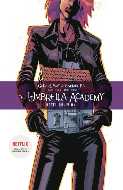 UMBRELLA ACADEMY VOL 03: HOTEL OBLIVION