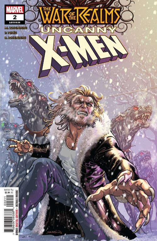 WAR OF THE REALMS: UNCANNY X-MEN #2