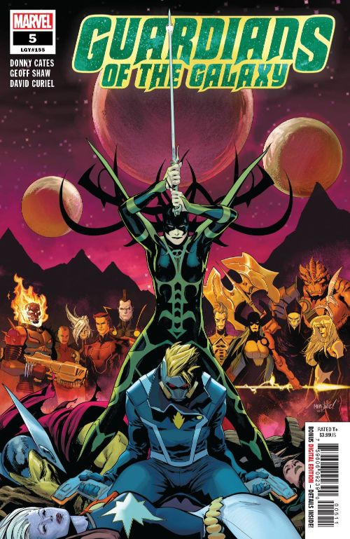 GUARDIANS OF THE GALAXY#5