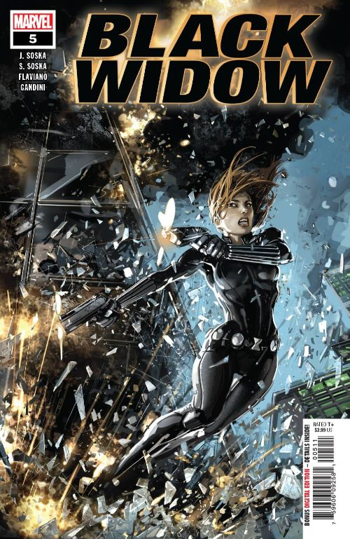 BLACK WIDOW#5