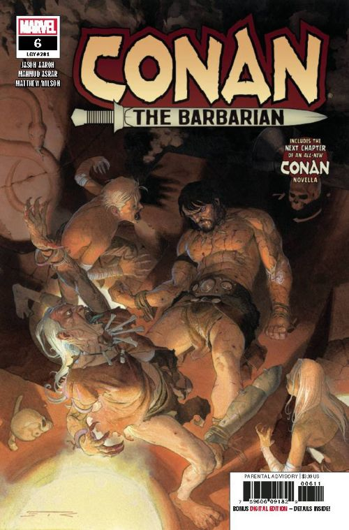 CONAN THE BARBARIAN#6