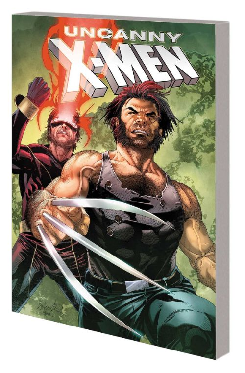 UNCANNY X-MEN: WOLVERINE AND CYCLOPS VOL 01