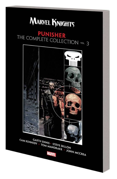 MARVEL KNIGHTS PUNISHER BY GARTH ENNIS: THE COMPLETE COLLECTION VOL 03