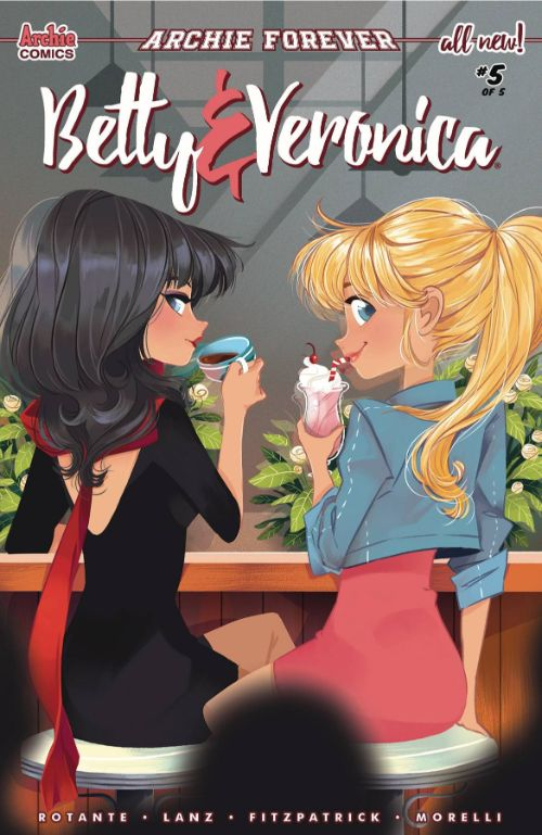 BETTY AND VERONICA#5