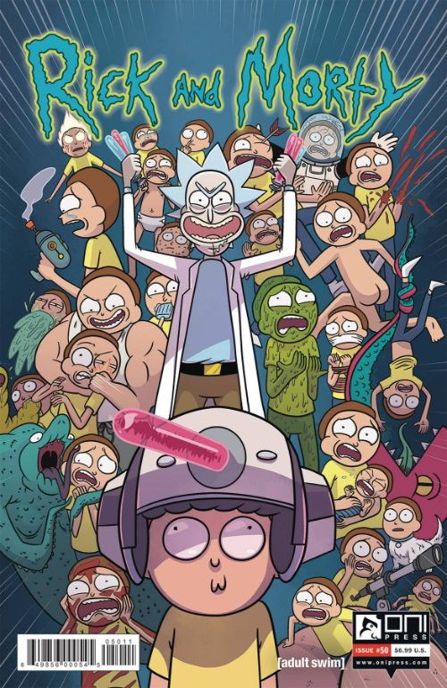 RICK AND MORTY#50