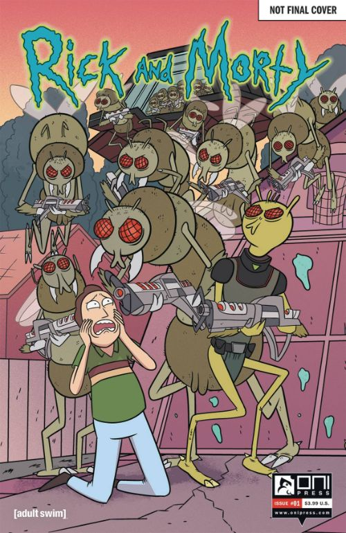 RICK AND MORTY#1