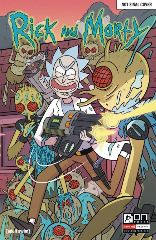 RICK AND MORTY#3