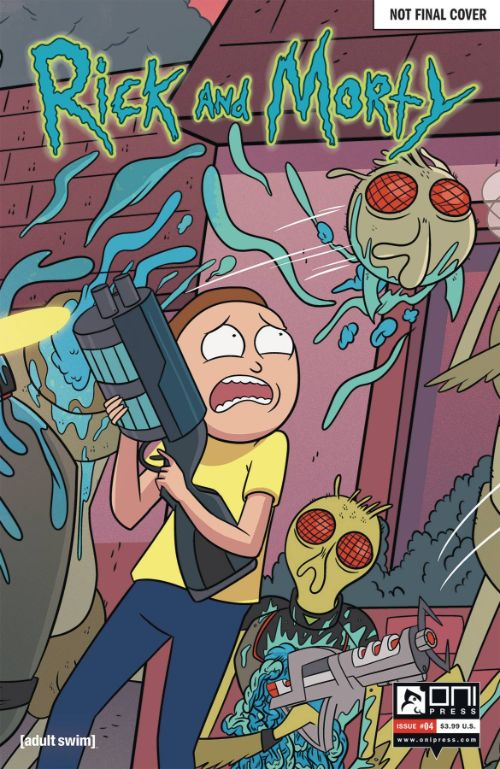 RICK AND MORTY#4