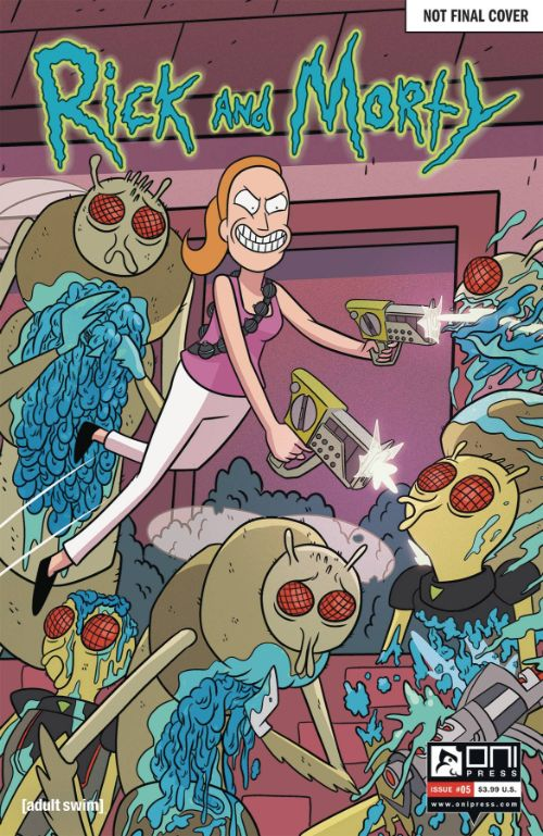 RICK AND MORTY#5