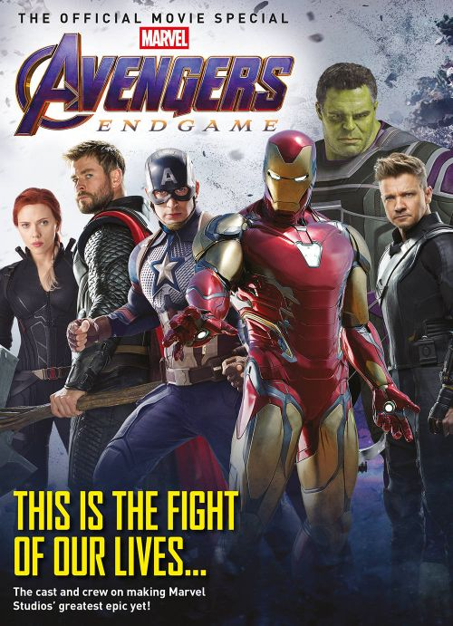ROAD TO AVENGERS: ENDGAME: THE OFFICIAL MOVIE SPECIAL