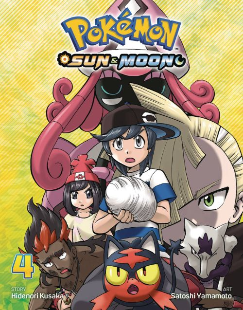 POKEMON: SUN AND MOONVOL 04