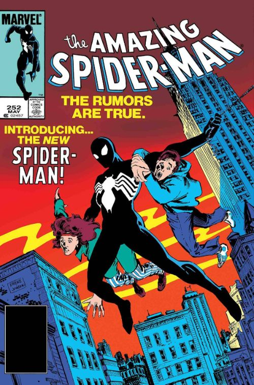 AMAZING SPIDER-MAN#252