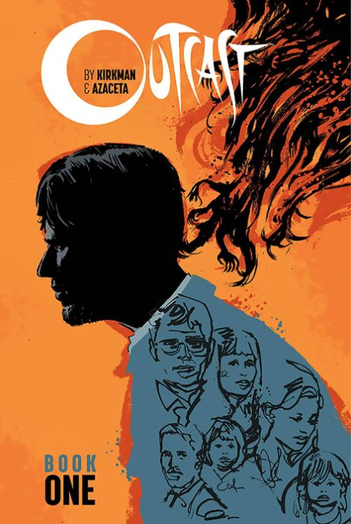 OUTCAST BY KIRKMAN AND AZACETABOOK 01