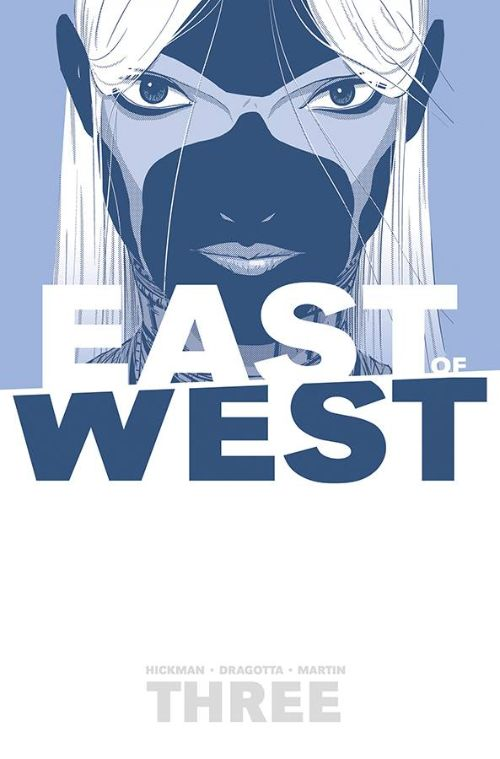 EAST OF WESTVOL 03: THERE IS NO US