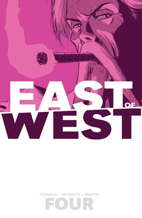 EAST OF WESTVOL 04: WHO WANTS WAR