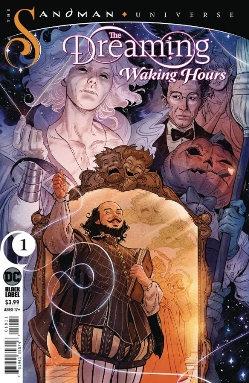 DREAMING: WAKING HOURS#1