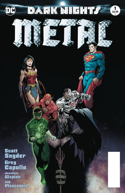 DARK NIGHTS: METAL#1