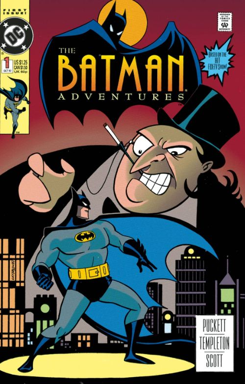 BATMAN ADVENTURES#1