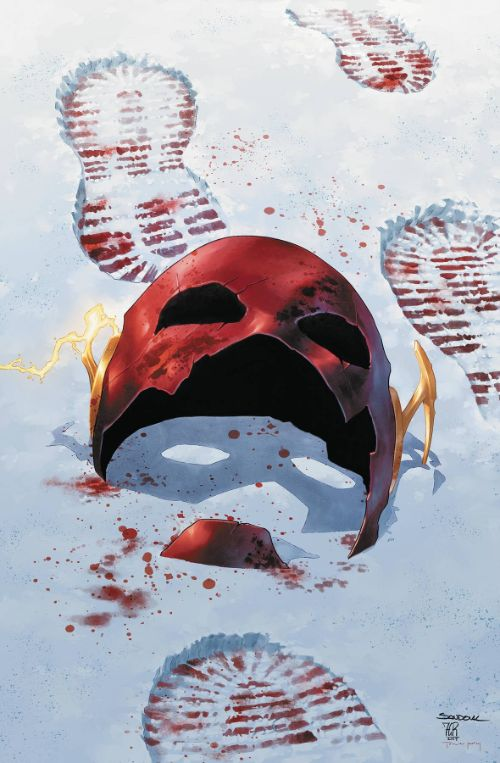 FLASHVOL 12: DEATH AND THE SPEED FORCE