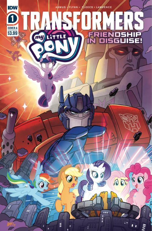 TRANSFORMERS/MY LITTLE PONY #1