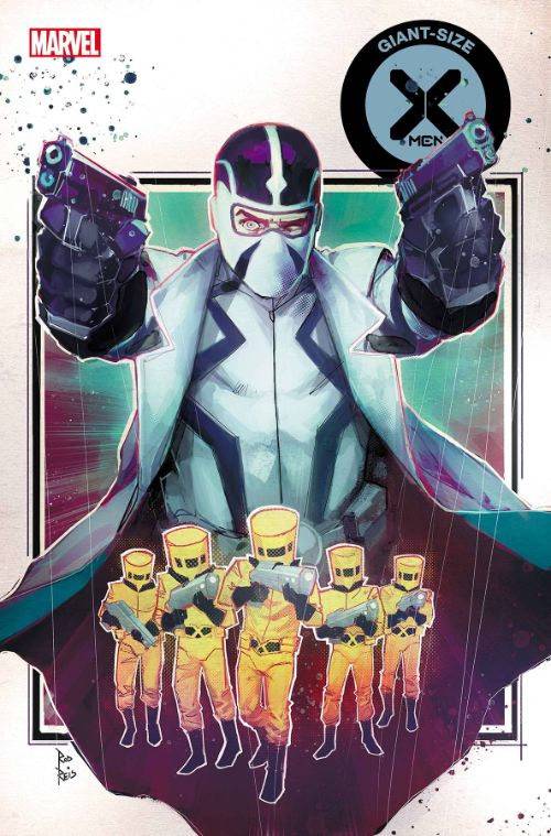 GIANT-SIZE X-MEN: FANTOMEX#1