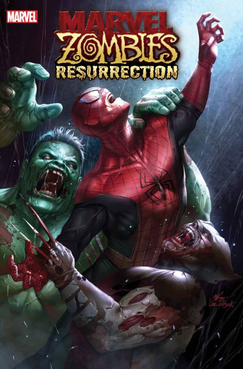 MARVEL ZOMBIES: RESURRECTION#3