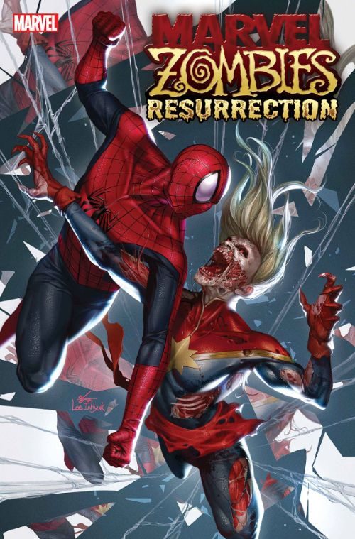 MARVEL ZOMBIES: RESURRECTION#4
