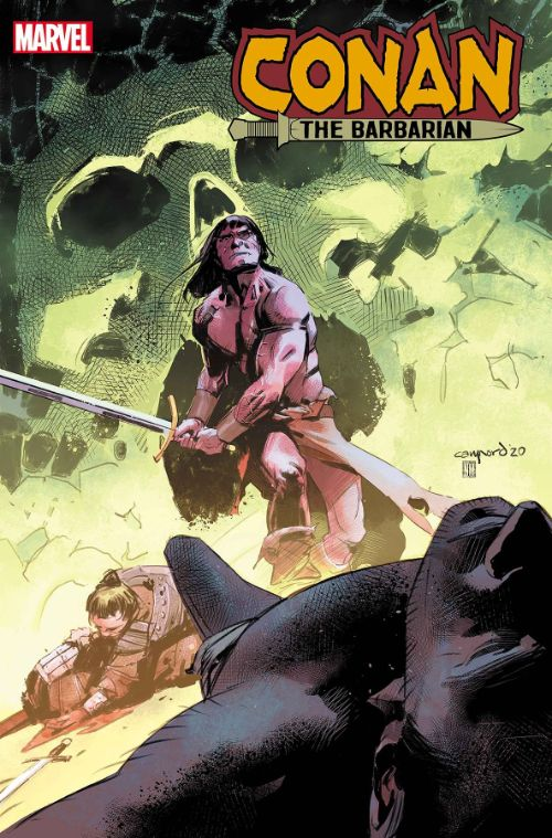 CONAN THE BARBARIAN#16