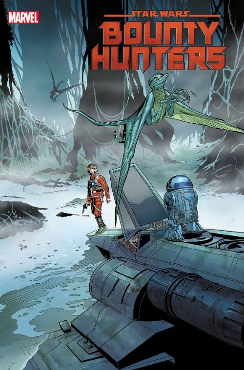 STAR WARS: BOUNTY HUNTERS#4