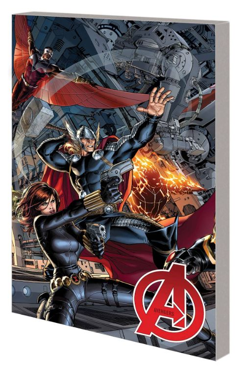 AVENGERS BY JONATHAN HICKMAN: THE COMPLETE COLLECTIONVOL 01
