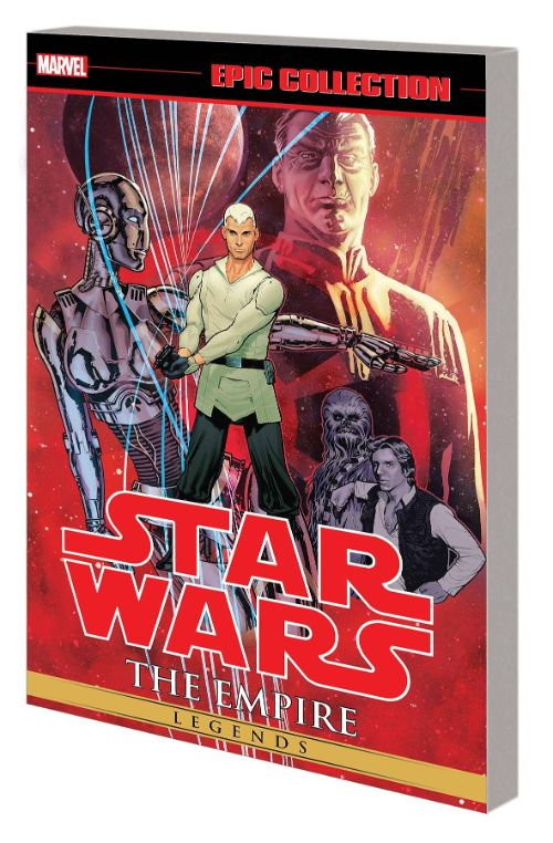 STAR WARS LEGENDS EPIC COLLECTION: THE EMPIREVOL 06