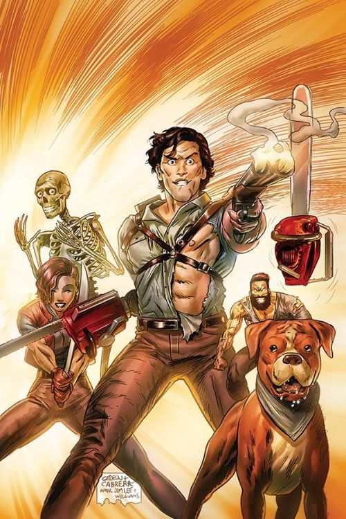 DEATH TO THE ARMY OF DARKNESS!#4