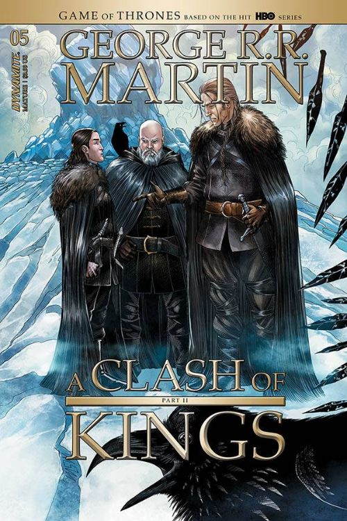 A CLASH OF KINGS#5