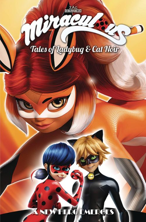 MIRACULOUS: TALES OF LADYBUG AND CAT NOIR SEASON TWOVOL 05: A NEW HERO EMERGES