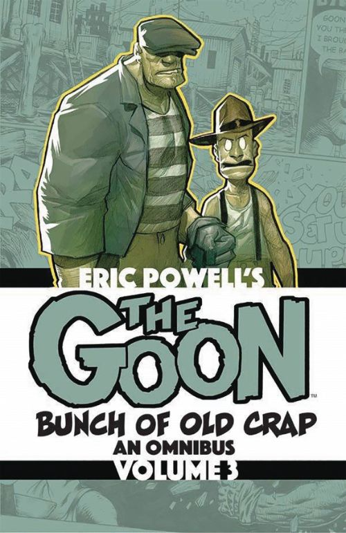 GOON: BUNCH OF OLD CRAPVOL 03