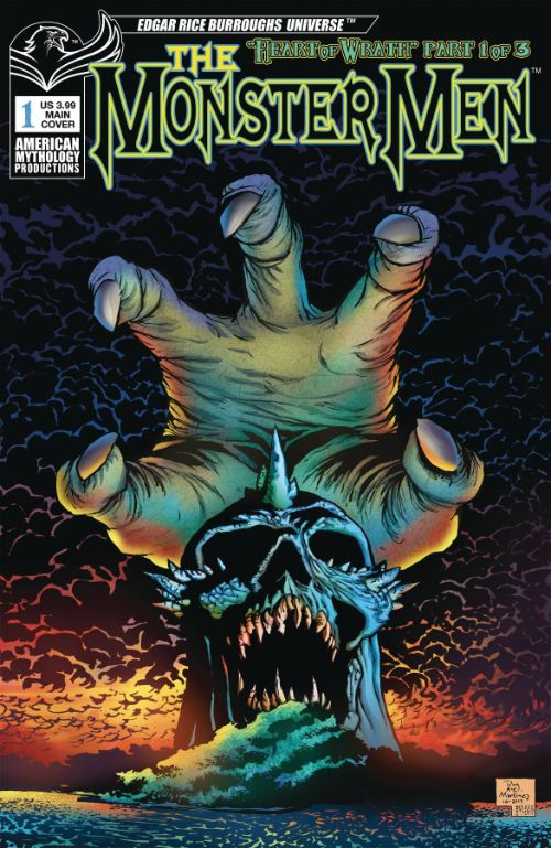 MONSTER MEN: HEART OF WRATH#1