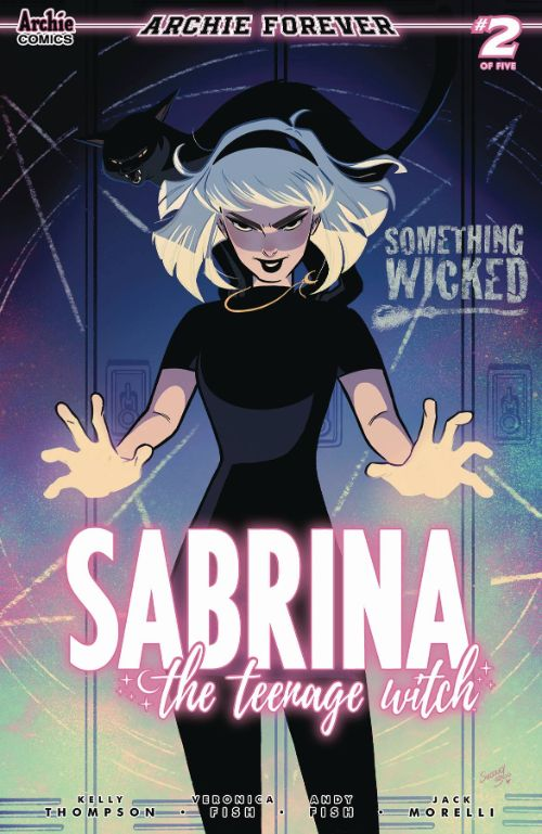SABRINA THE TEENAGE WITCH: SOMETHING WICKED#2
