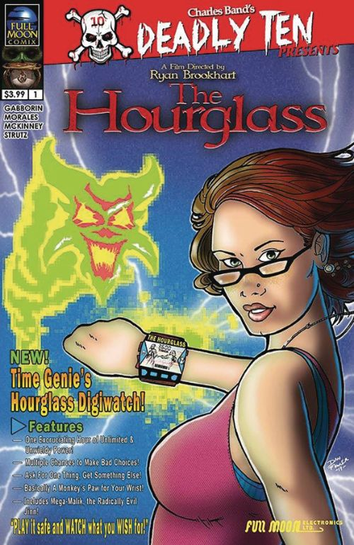 DEADLY TEN PRESENTS: THE HOURGLASS#1