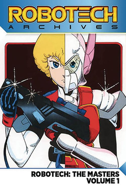 ROBOTECH ARCHIVES: THE MASTERS VOL 01