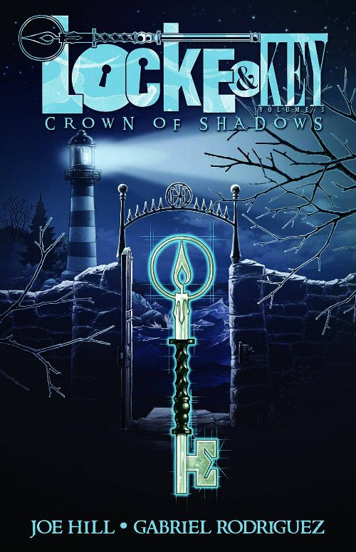 LOCKE AND KEY VOL 03: CROWN OF SHADOWS
