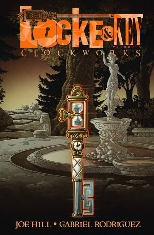 LOCKE AND KEY VOL 05: CLOCKWORKS