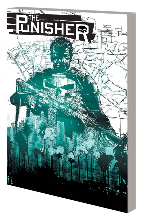 PUNISHER VOL 01: BLACK AND WHITE