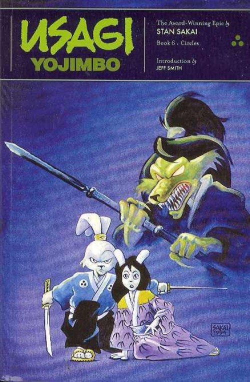 USAGI YOJIMBO BOOK 06: CIRCLES