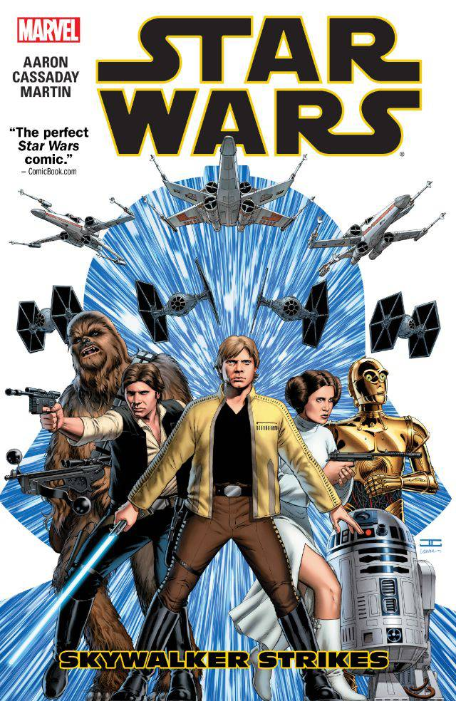 STAR WARS VOL 01: SKYWALKER STRIKES