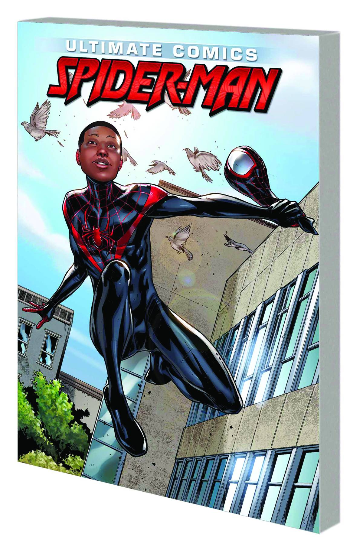 MILES MORALES: ULTIMATE SPIDER-MAN ULTIMATE COLLECTION BOOK 01