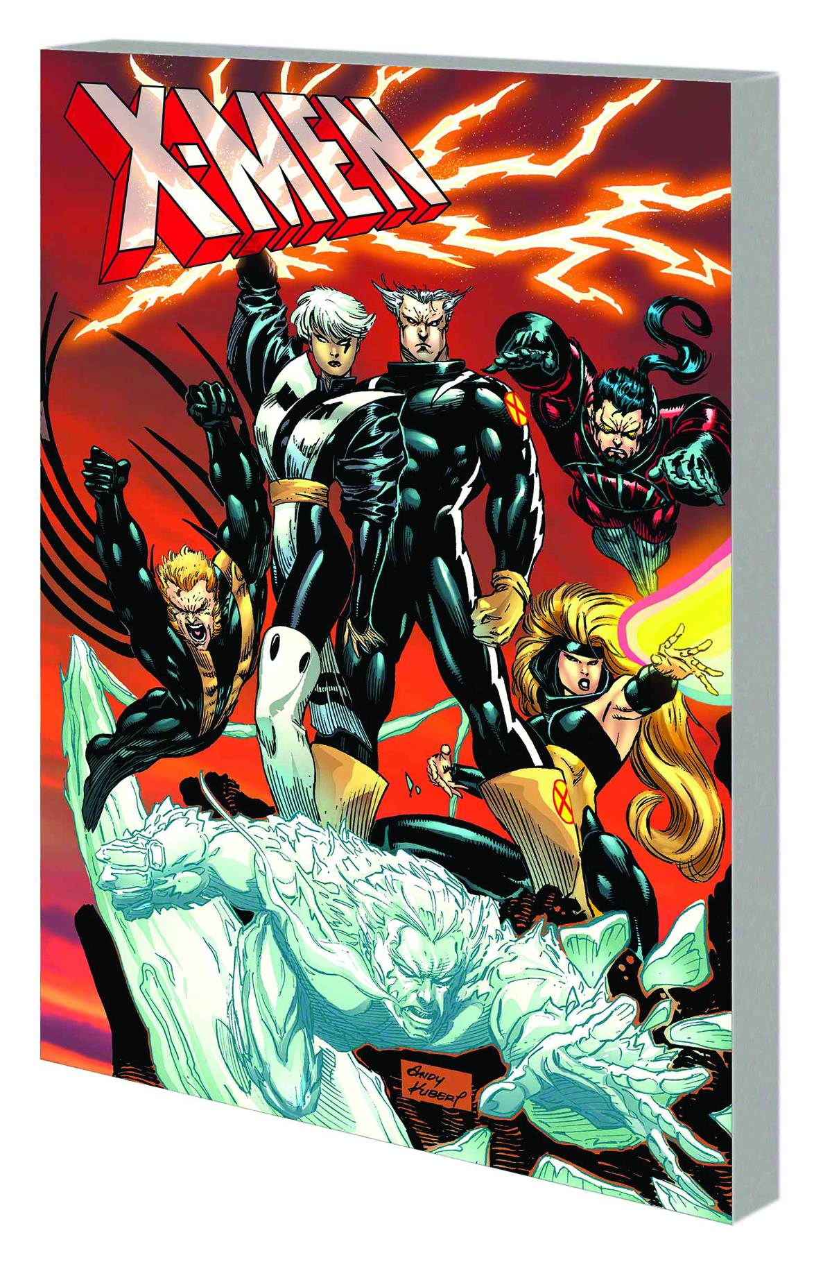 X-MEN: AGE OF APOCALYPSE VOL 01: ALPHA