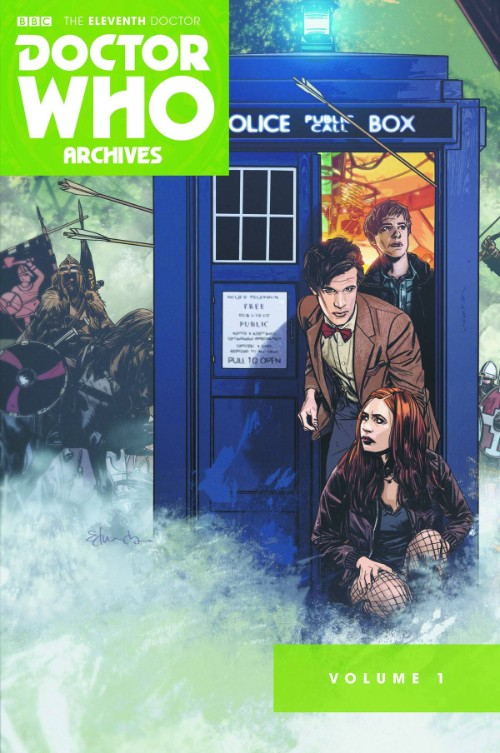 DOCTOR WHO: THE ELEVENTH DOCTOR ARCHIVES VOL 01