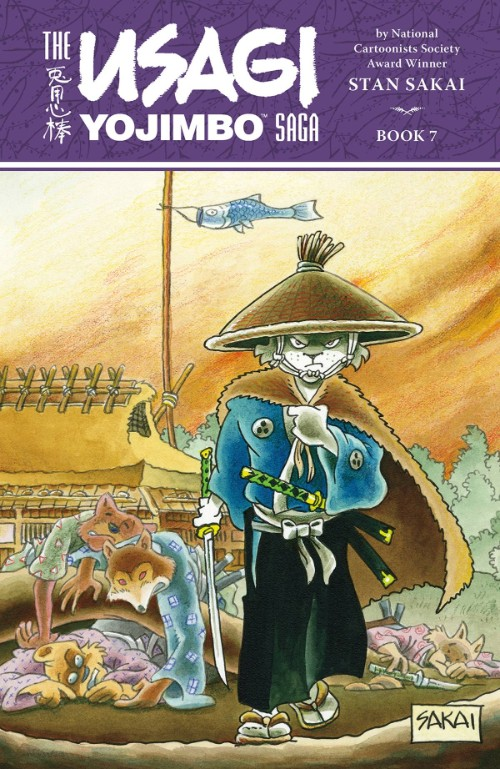 USAGI YOJIMBO SAGA BOOK 07