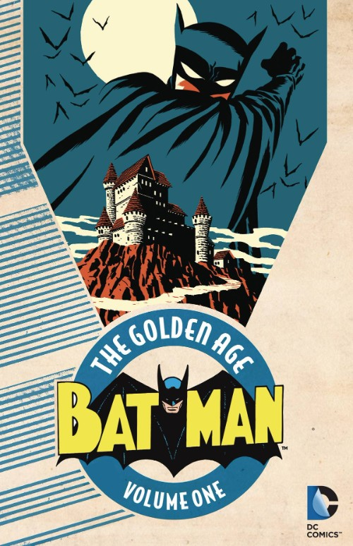 BATMAN: THE GOLDEN AGE VOL 01